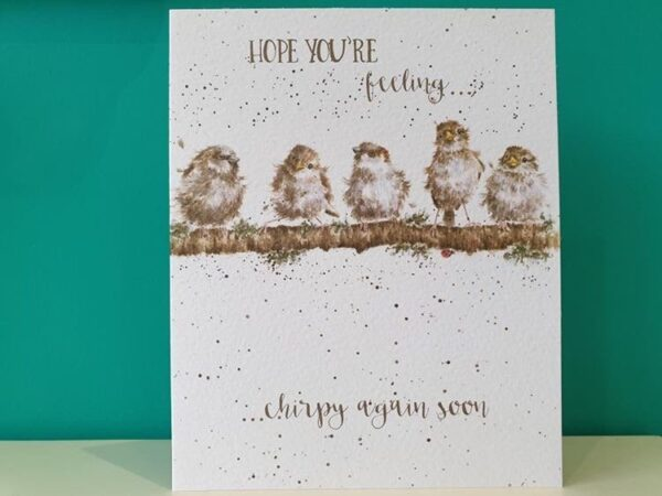 OCCASIONS feeling chirpy OC065
