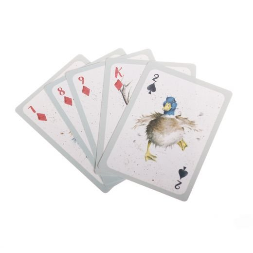 PLC01 Country Set Playing Cards