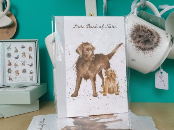 little book of notes choc lab