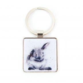 Rabbit Keyring wguw 2e