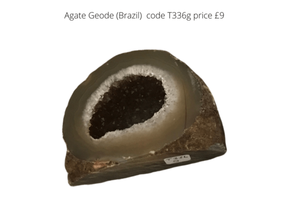 TLR 14 agate geode a