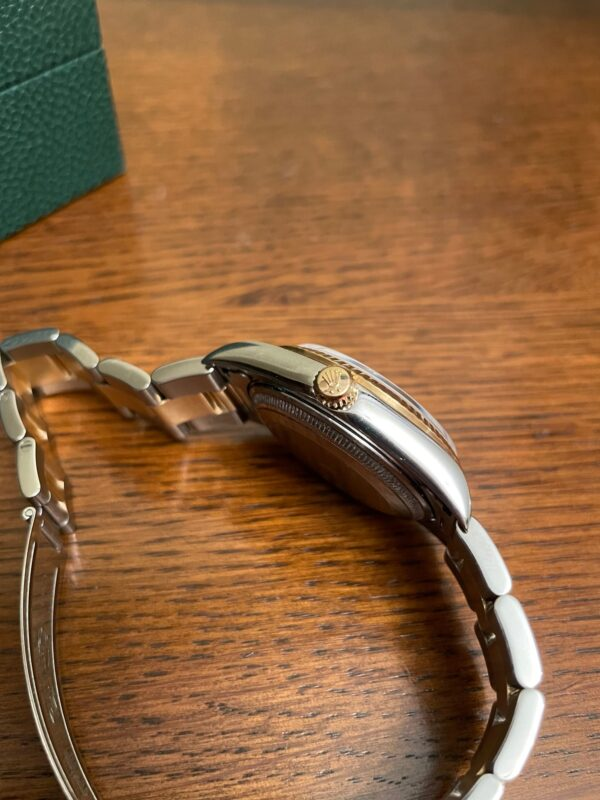Rolex Oyster Perpetual Chronometer Watch 14233 ROLEX MARKING