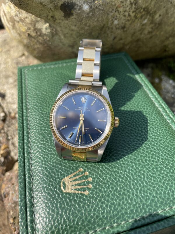 Rolex Oyster Perpetual Chronometer Watch 14233